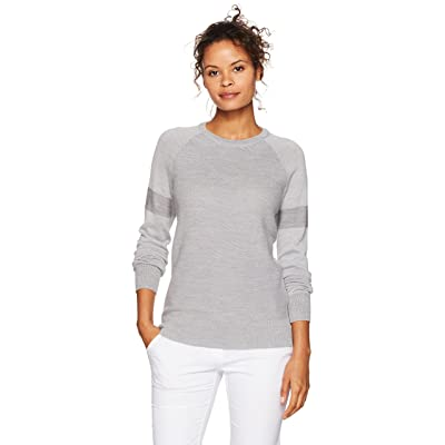 Under Armour Womens Ws Panelled Crewneck Sweater