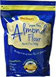 Wellbees Super Fine Blanched Almond Flour / Powder 2 LB.