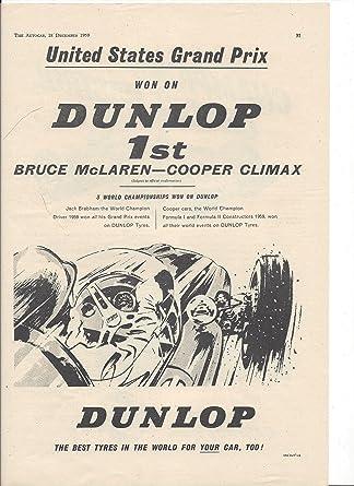 dunlop 1958