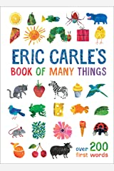 Eric Carle's Book of Many Things (The World of Eric Carle) Hardcover
