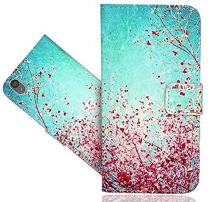OnePlus X Funda, FoneExpert® Wallet Flip Billetera Carcasa ...