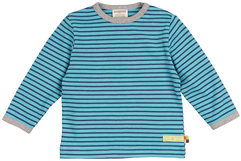 loud + proud Shirt Ringel, Camiseta Unisex bebé 1014