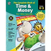 Carson Dellosa | Complete Book of Time and Money for Kids | 416pgs
