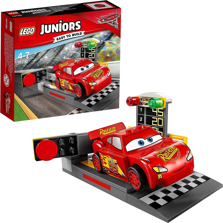 LEGO Juniors - Lanzador de Rayo Mcqueen (10730): Amazon.es ...