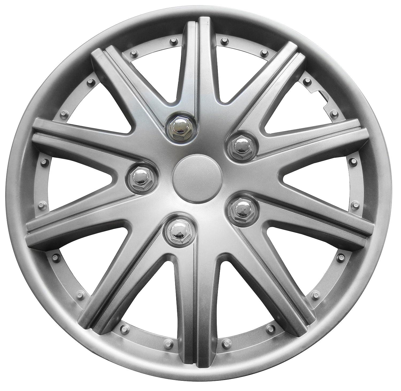 Set of 4 Brookstone Ignition 13-inch Wheel Trims