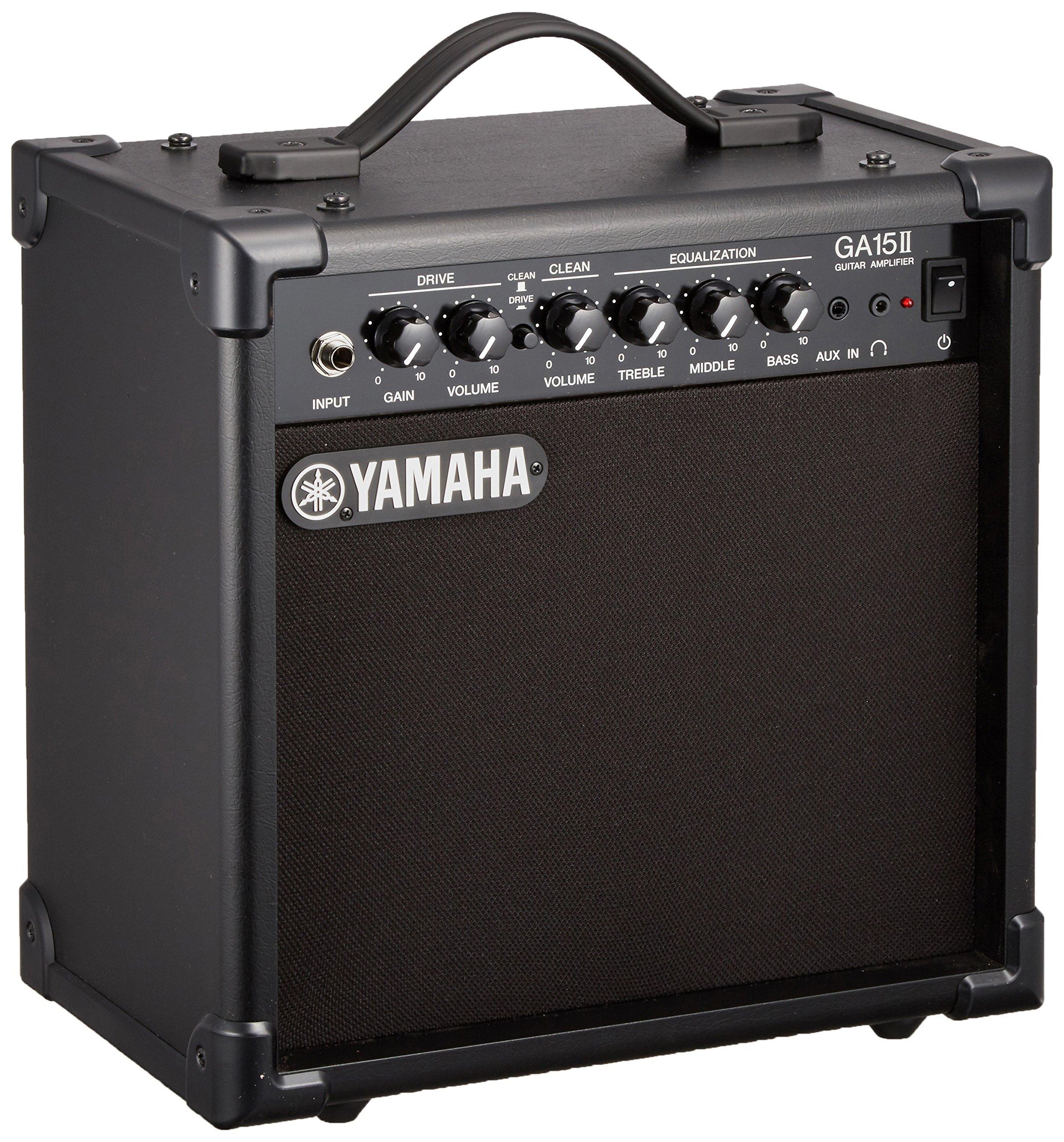 YAMAHA guitar amplifier GA15II