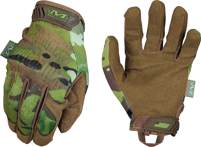Mechanix Wear MG-78-010 – MultiCam Original Tactical Gloves