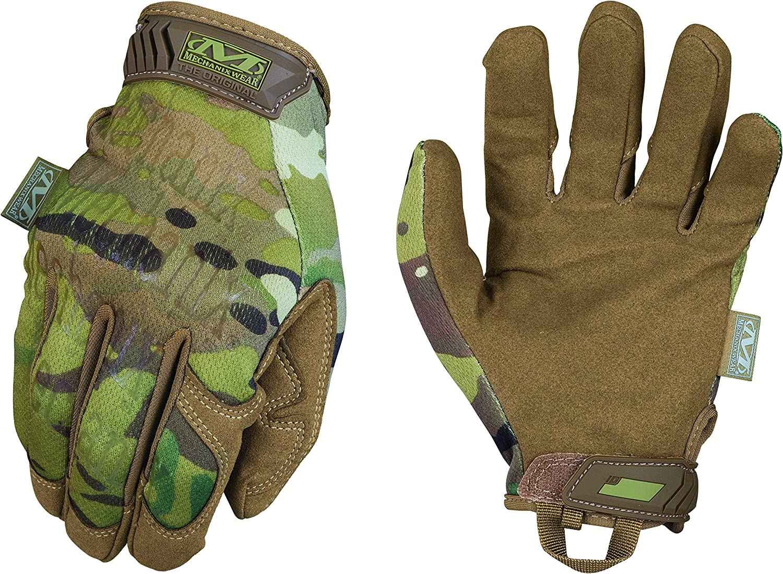 best hunting gloves: Mechanix Wear MG-78-010 - MultiCam Original Tactical Gloves