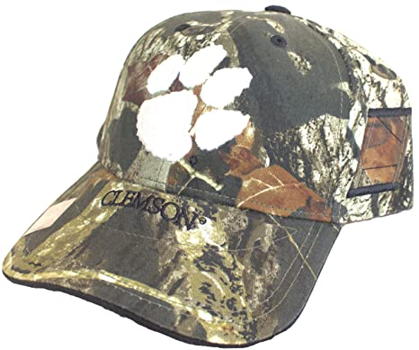new styles 31190 d94b3 Image Unavailable. Image not available for. Color  NCAA Licensed Clemson  Tigers Mossy ...