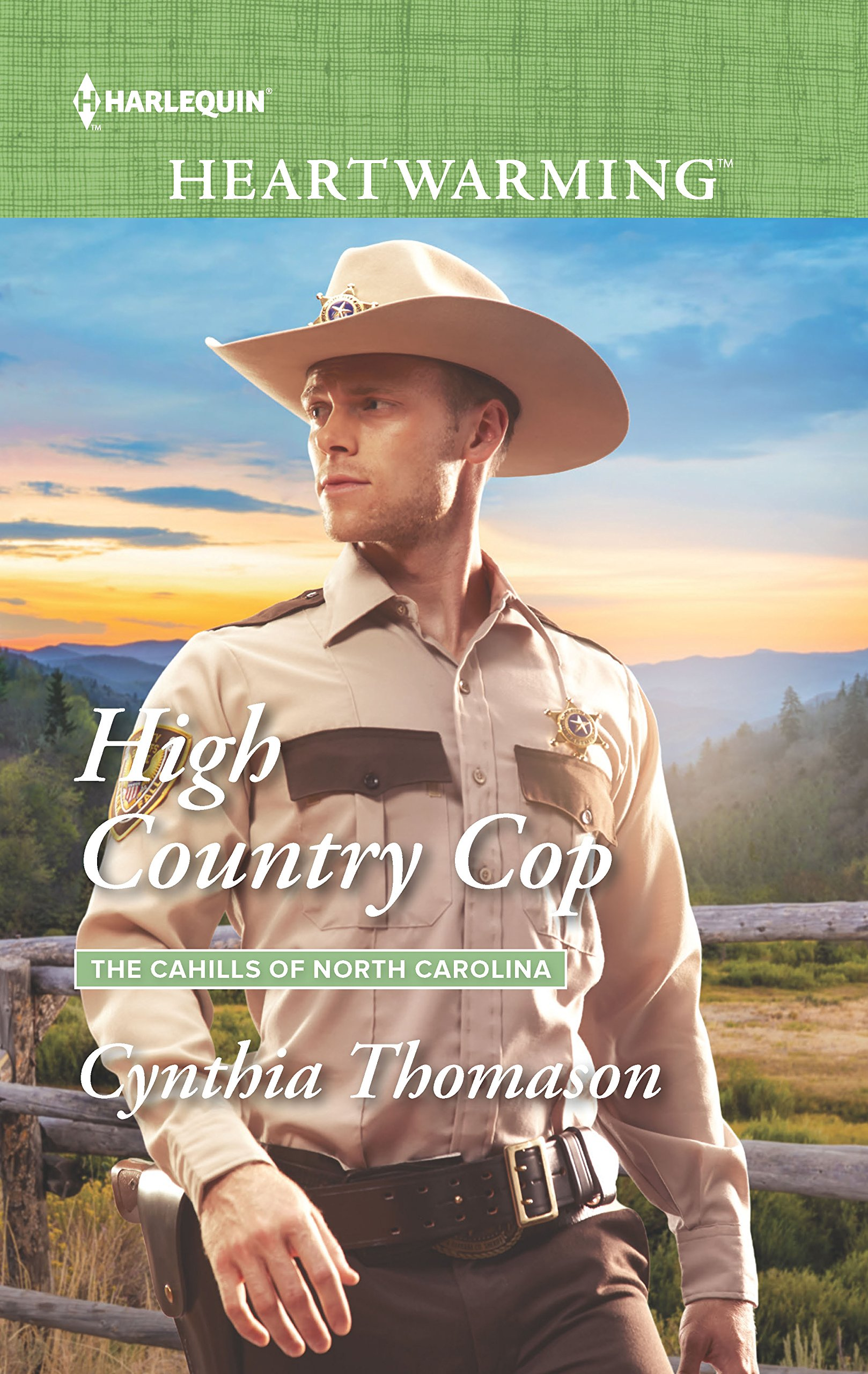 High Country Cop (The Cahills of North Carolina) ebook