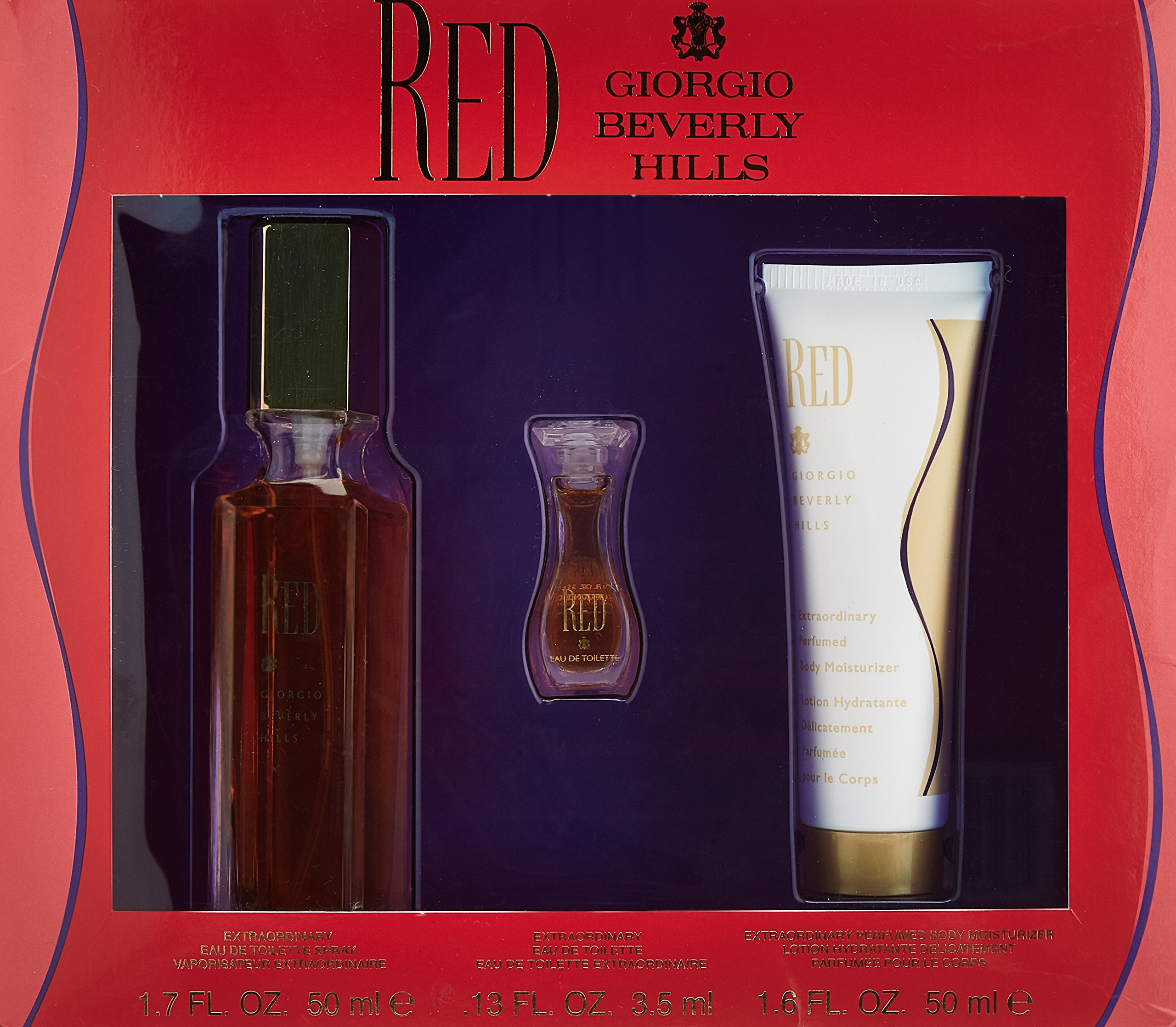 Giorgio Beverly Hills Gift Set for Women by Giorgio Beverly Hills (Image #5)