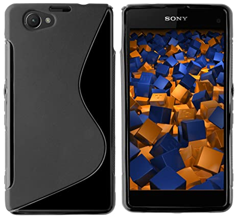 Mumbi S TPU Carcasas Sony Xperia carcasa compacta Z1 (sin ...