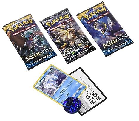 Pokémon luna y sol – Cartas coleccionables – Ultra-Prisme