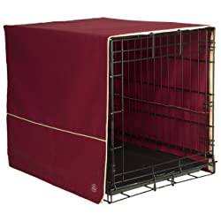 Pet Dreams 24 by 18-Inch Classic Crate Cover
