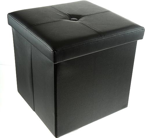 Unity Signature Foldable Storage Ottoman