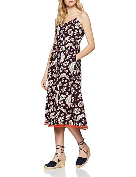 Tommy Hilfiger Petra Dress NS, Vestido para Mujer: Amazon.es: Ropa y accesorios
