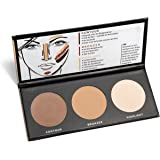 youstar – CONTOUR EFFECTS2 Palette, Multi Color Effects Palette, Contour, Puder, Powder, Bronzer, Hi