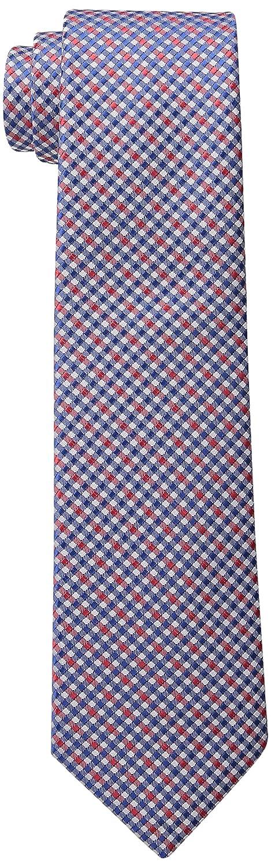 Wembley Boys' Grenoble Check Tie Aqua One Size WE00110065