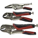 Craftsman 3 pc. Locking Pliers Set