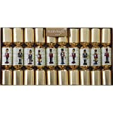 "Amazon Price History for:Robin Reed Nutcracker Traditional Christmas Crackers 10x8.5"" (443)"