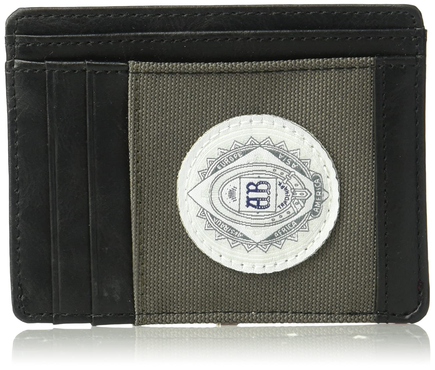 Budweiser by Buxton Mens Co2 Front Pocket Getaway Wallet