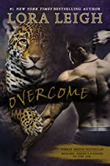 Overcome (A Novel of the Breeds) Kindle Edition