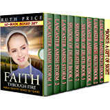 Amish Faith Through Fire 10-Book Boxed Set Bundle (Amish Faith Through Fire Series: 10-Book Boxed Set Bundle (An Amish of Lancaster County Saga))