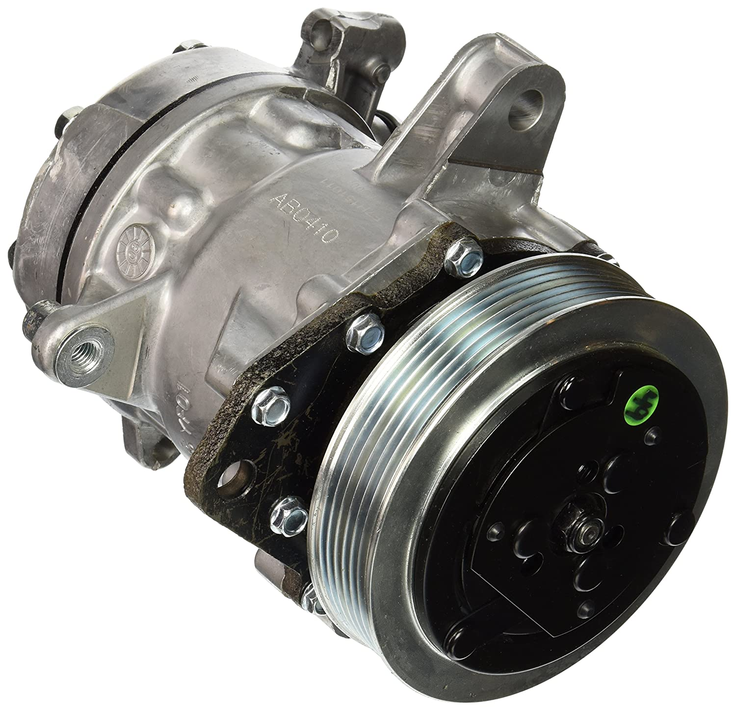 Tested Select TCW 40593.6T1 A//C Compressor and Clutch