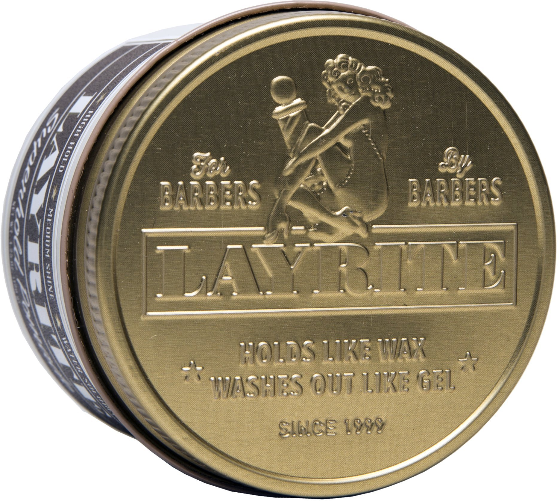 Layrite Pomade, Super Hold, 4.25 Ounce by Layrite (Image #3)