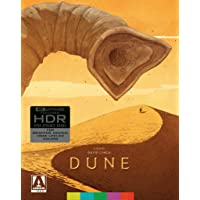 Dune (2-Disc Limited Edition) [4K Ultra HD] [Blu-ray]