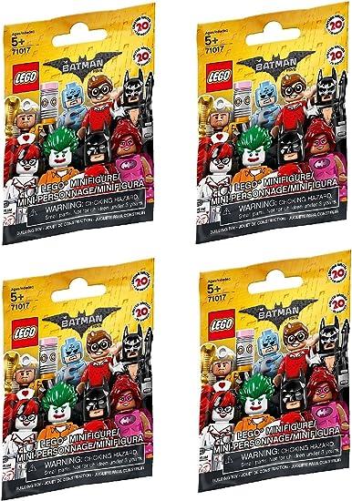 71017 THE LEGO BATMAN MOVIE Commissioner Gordon #7 Minifigures SEALED Police