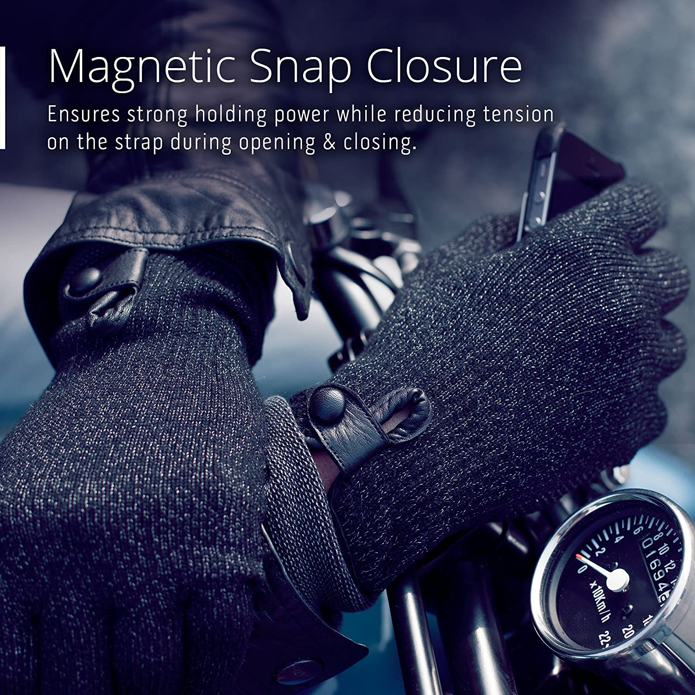 doppellagig Mujjo Touchscreen-Handschuhe