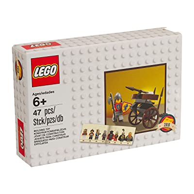 "Lego Minifigure Pack ""Retro Classic Knights"" Set 5004419: Toys & Games"