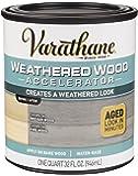 Rust-Oleum 313835 Varathane Weathered Wood Accelerator, Grey