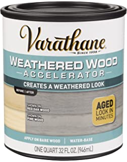 Amazoncom DRIFTWOOD WEATHERING WOOD FINISH gray wood stain