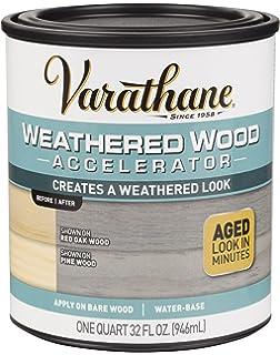 Rust Oleum 313835 Varathane Weathered Wood Accelerator
