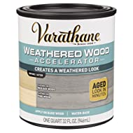Rust-Oleum 313835 Varathane Weathered Wood Accelerator