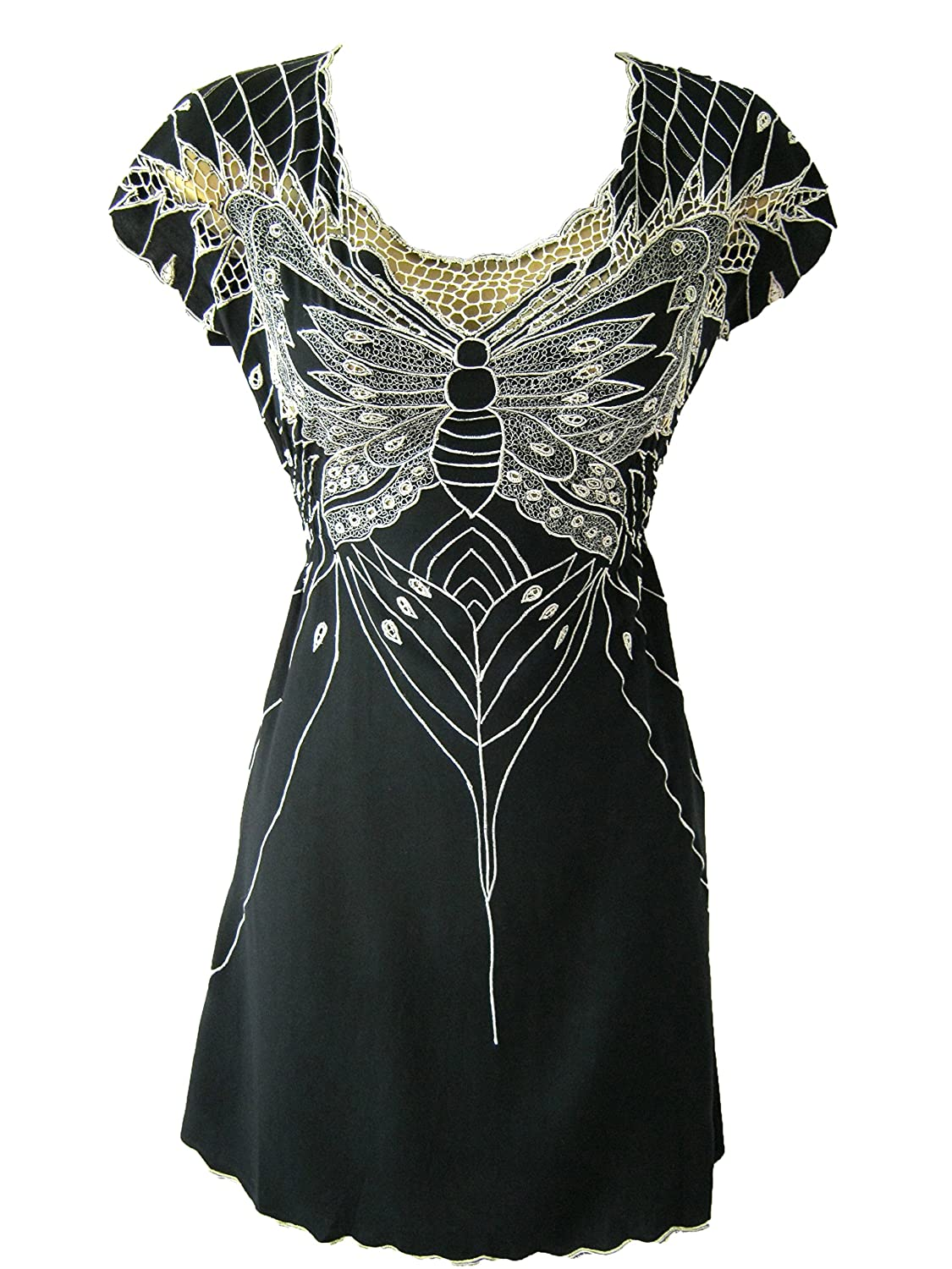 Sugarhill Boutique Butterfly Dress