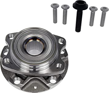 Front Wheel Hub Bearing Assembly For 2002-2008 AUDI A4 A4 QUATTRO EACH NEW
