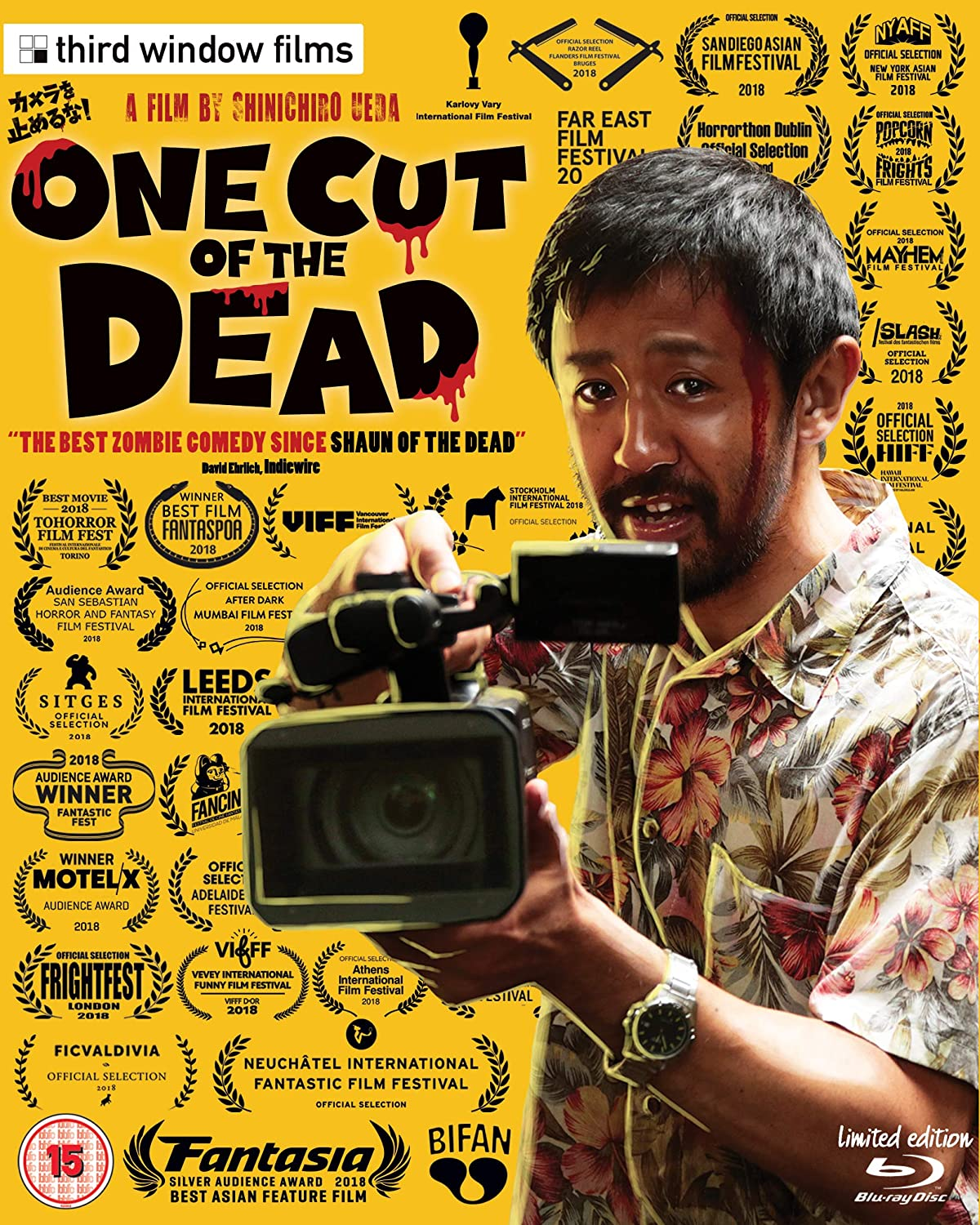 Top 10 Films of 2018: 1 - One Cut Of The Dead カメラを止める
