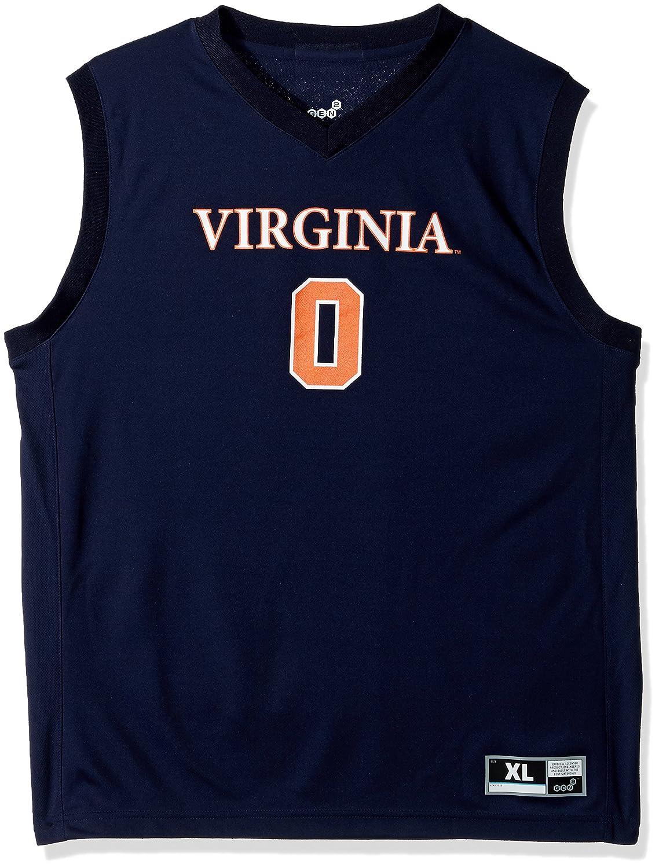 XL Royal Blue Champion Teen Boys NCAA Long Sleeve Jersey T