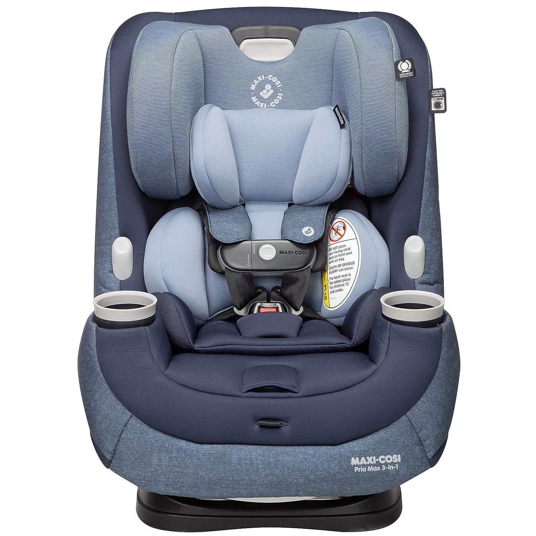 Amazon Com Maxi Cosi Pria Max 3 In 1 Convertible Car Seat Nomad Blue Baby