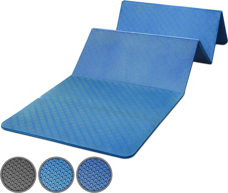 Tapis de sol pliable pour b/éb/é avec rembourrage de haute qualit/é et r/ésistant 2 faces 180 cm x 160 cm mod/èle 1