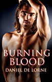 Burning Blood (Bonds of Blood Book 2)