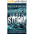 CyberStorm (Cyber Series Book 1) (English Edition)