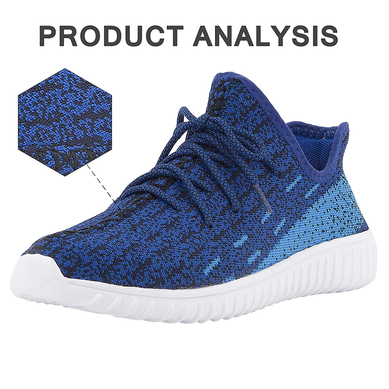 03cba054fa63 Running Shoes Lightweight Fashion Mesh Sneakers-Men's Women's Jill Athletic  Shoes Breathable Casual Trainers