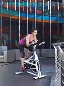 ION Fitness VELOPRO GS FI304 bicicleta indoor: Amazon.es: Deportes ...