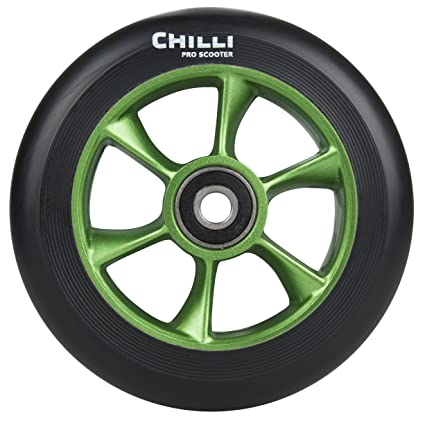 Amazon.com: Chilli Pro Scooter Rueda de Turbo, 110 mm): Toys ...
