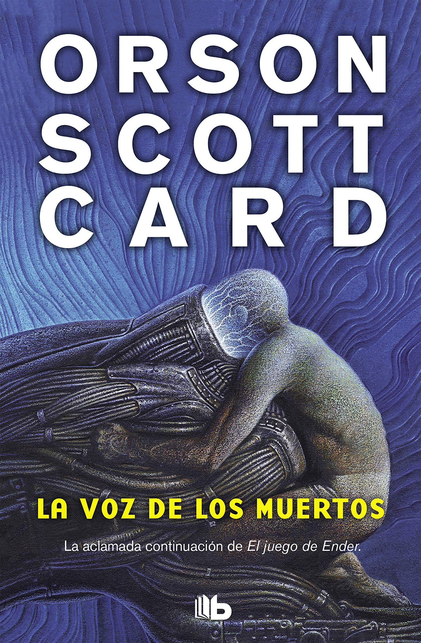 La voz de los muertos Saga de Ender 2 B DE BOLSILLO: Amazon.es ...