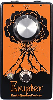 EarthQuaker Devices Erupter Ultimate Fuzz Tone Fuzz Pedal